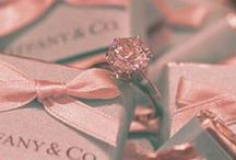Color Engagement Rings / by Ale cupcakeeventi