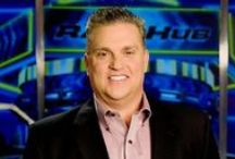 """Steven Patrick """"Steve"""" Byrnes - (April 14, 1959 – April 21, 2015) / April 10, 2015, it was announced that, in coordination with Bristol Motor Speedway, Fox, and Stand Up To Cancer, the 2015 Food City 500 would be re-named the """"Food City 500 In Support Of Steve Byrnes And Stand Up To Cancer"""", and pay tribute to his legacy as a NASCAR broadcaster. Two days after the tribute race, Byrnes died on April 21, 2015 at the age of 56 of complications from his cancer in Fort Mill, South Carolina. He is survived by his son Bryson and his wife Karen"""