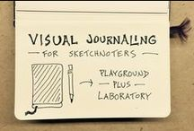 Verbal To Visual / Note-taking tools for learners and makers.