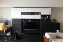 IKEA DIY / IKEA(イケア)を使って分譲住宅の家を自分らしくDIYしています♪