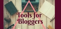 Tools for Bloggers / Every blogger has to start from somewhere. It is so helpful to have a community that guides us along the way.