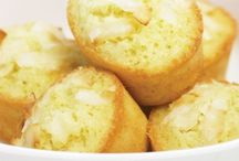 Friands, muffins, cupcakes