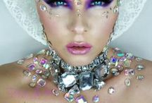 ~ Bling/Glitter/Shimmer ~ / Bling, Glitter, Shimmer, Diamonds, sequins, rhinestone and crystals, / by Sandy Trageser