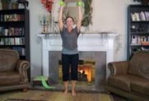 Fitness for All / Getting fit and healthy, nutrition, yoga, workouts, equipment, games and inspiration,  / by Bethany Learn