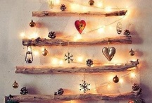Christmasy Crafts and Ideas / by Donna (Brewster) Hopper