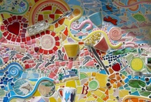 ~ Mosaic ~ / Mosaic, Crafts, DIY / by Sandy Trageser