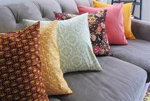 Pillows / by Dianna Roberts