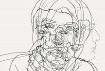 Illustration // Vector / by Kandace Selnick