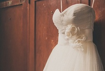 """Wedding / """"You wear white and I'll wear out the words 'I love you' and 'you're beautiful'"""" -Train / by Rachel Malstrom"""