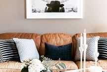 Home Decor Inspiration / Decorating your house?  Need a little inspiration?  Welcome to our inspiration board! Rooms and decor that we love and think you will too.
