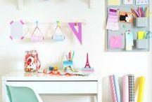 Work Space & Storage