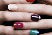 Nails / by Sonal Sachania