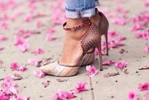 Shoes, shoes, shoes / Beautiful, lovely, funny, comfortable, or outrageous shoes