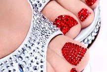 Nail Art - Fashion for Fingertips / Following the coolest nail art, trends & fashion for your fingertips! / by Alexia, The Nail Concierge™