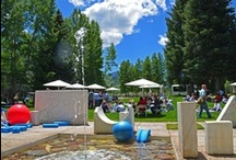 Events at the Aspen Meadows Resort / We can host all of your events from a small meeting for 10 people to your 250 person wedding to a conference for 400 or more. / by Aspen Meadows Resort