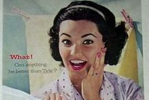 Vintage Ads / A look at 20th century marketing / by Icicle Garden