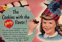 Vintage Food Ads / by Icicle Garden