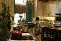 Kitchen remodel / by Lori Bates