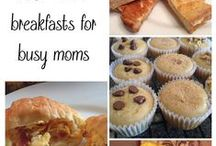 recipes-breakfast / by Charity James