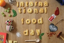 International Food Day 2013 / A celebration of office culture through food (of course!)...