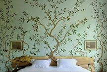 Beautiful bedrooms / Inspiration for bedroom decorating