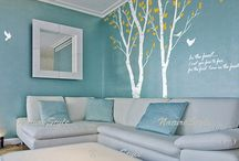Luscious lounges / My dream lounge rooms