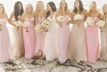 Color me Pretty  / Color Pallets for  every style of wedding
