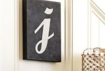 The letter J  / J.Andrew's Bridal + Formal  A love letter to our favorite letter