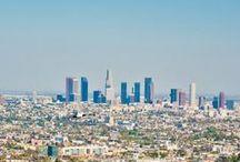 Los Angeles, California / by Rachel Malstrom