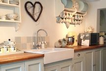 Dreamy kitchens / Maybe one day I will have a kitchen like these ones!