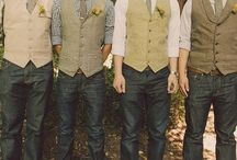Wedding: Groom/Groomsmen / by Jessica Hogue