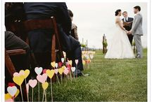 Wedding: Ceremony/Reception Decor / by Jessica Hogue
