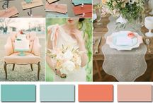 Wedding: Color Inspiration / by Jessica Hogue