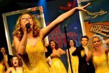 Choir and Band / by Rachel Malstrom