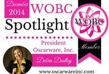 WOBC Member Spotlights / Each month we spotlight a WOBC member in the WOBC magazine. www.wobcmagazine.com