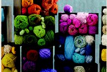Yarn / by Icicle Garden