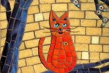 Mosaic Art / by Icicle Garden