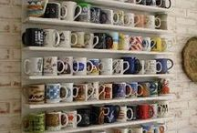 Mug Shots aka Coffee Tea Cups / The needful morning cuppa might as well be in a great mug.