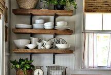 Kitchen home reno