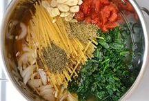 Soup Kitchen Recipes