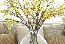 Summer Home Decor Ideas / Home decorating ideas for the summer