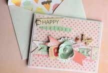 scrapbook - Cards