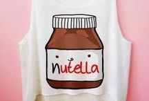 Nutella Goes WIth Everything