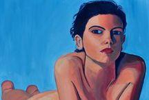 My Figurative/Portrait Paintings