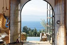 Homes & Interiors / Ethnic, rustic, boho chic style - Strong Spanish flavour; including Balearics, Andalucia and beyond.  Plus favourite places including South America, Bali, North Africa and beyond! Travel, Lifestyle, Luxury - Andrew Forbes, Writer and Consultant www.andrewforbes.com #luxurytravelpursuits