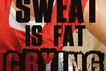 You mean I have to sweat? / by Shelley Ludwick