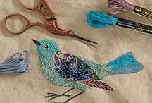 Embroidery, Quilting, Knitting & Such!
