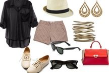 My Polyvore Style Boards