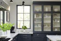 casa // kitchen / by Kimberly Bernardi