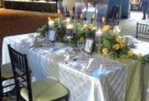 The Art Of Tabletop Design / Tabletops are my passion.. enjoy great ideas for inspiration! Blossoms CP Ross Designs